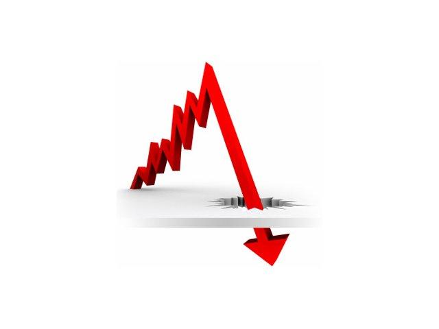 دلایل ریزش قیمت سهام