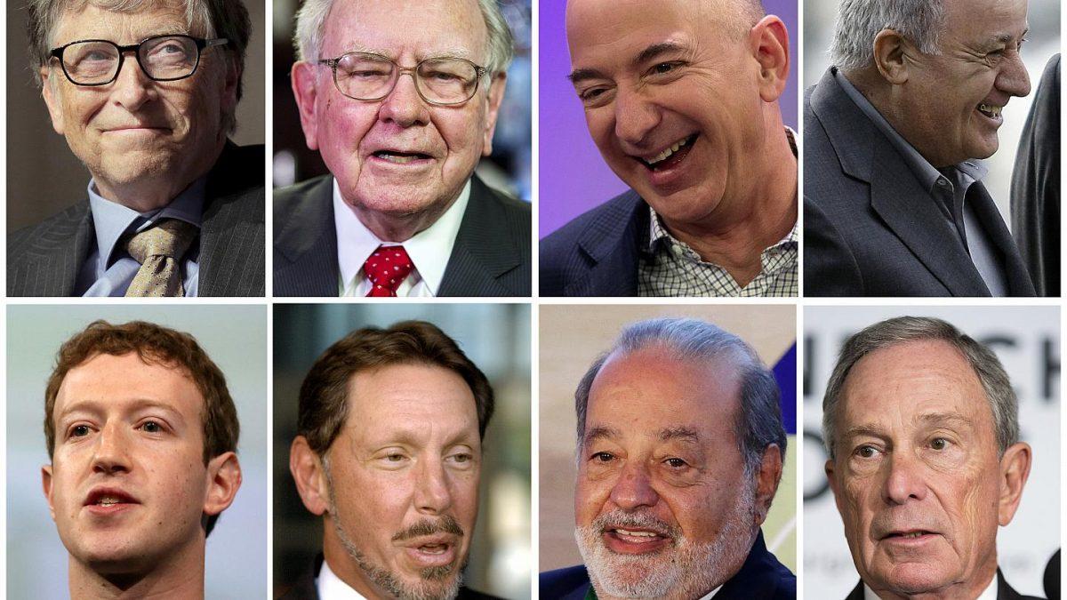 ثروتمندترین افراد دنیا چه کسانی هستند؟ – قسمت اول