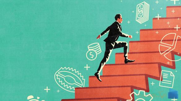 بالا رفتن از پله های سرمایه گذاری