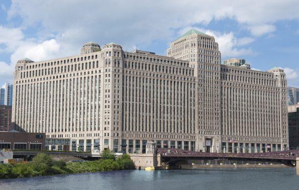 ساختمان بورس کالا شیکاگو