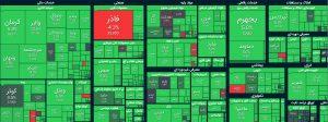 نقشه بازار چهارشنبه