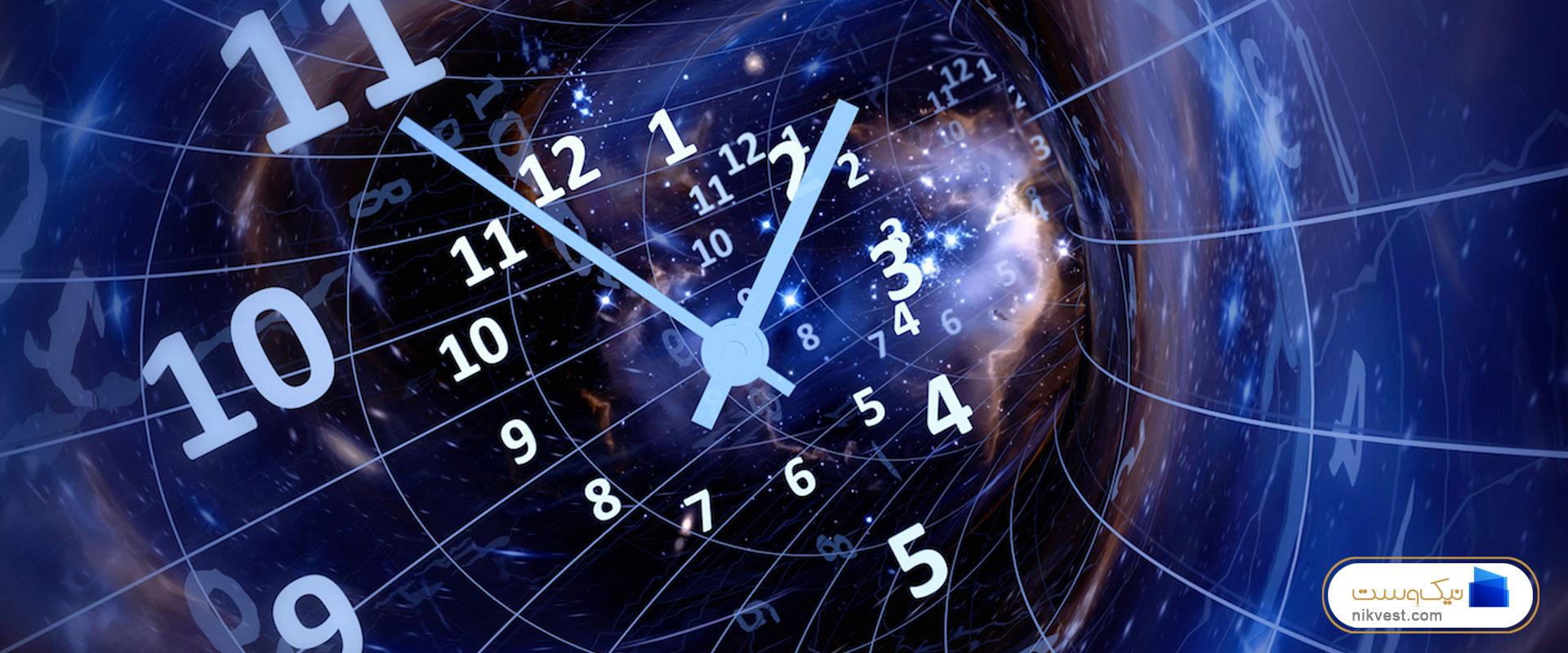 تکنیک الگوی ساعت